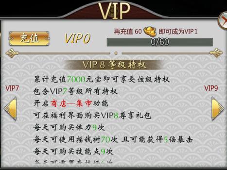 不良人VIP商城图8