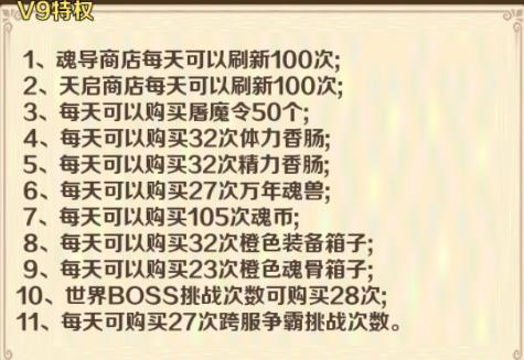 斗罗大陆神界传说VIP商城图14