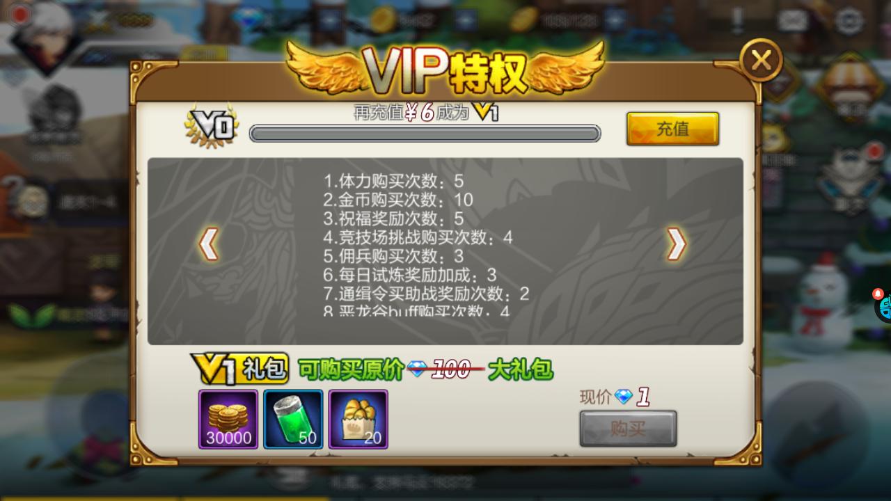 地下城与冒险VIP商城图3